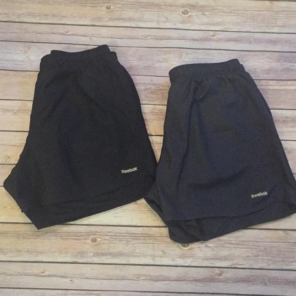 fe1f3b8e Reebok Women's running shorts. Bundle of 2.
